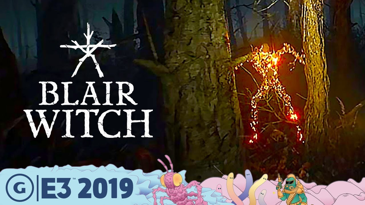 The Blair Witch Game Is Canon (with Preview Gameplay) | E3 2019