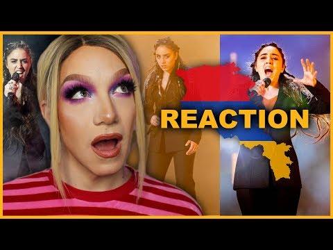 ARMENIA - Srbuk - Walking Out - LIVE | Eurovision 2019 Reaction