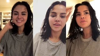 Selena Gomez Talks About Taylor Swift, Gives Away Prada Dress & Margot Robbie 9/21/2018