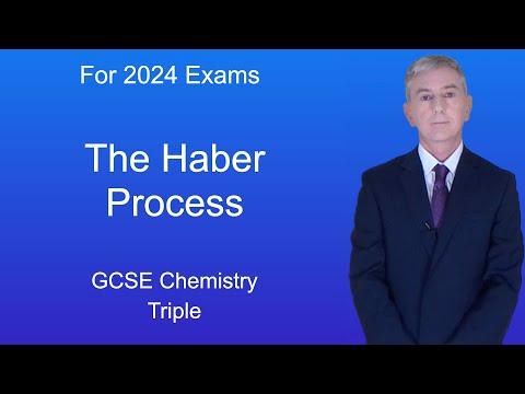 GCSE Science Chemistry (9-1 Triple) The Haber Process