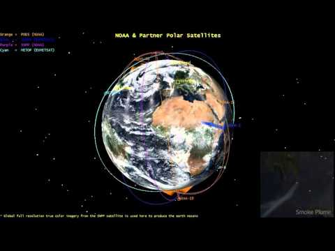 NOAA Satellite Overview (HD)