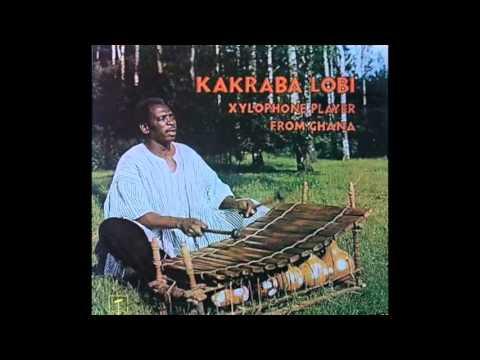 Kakraba Lobi - Xylophone Player From Ghana