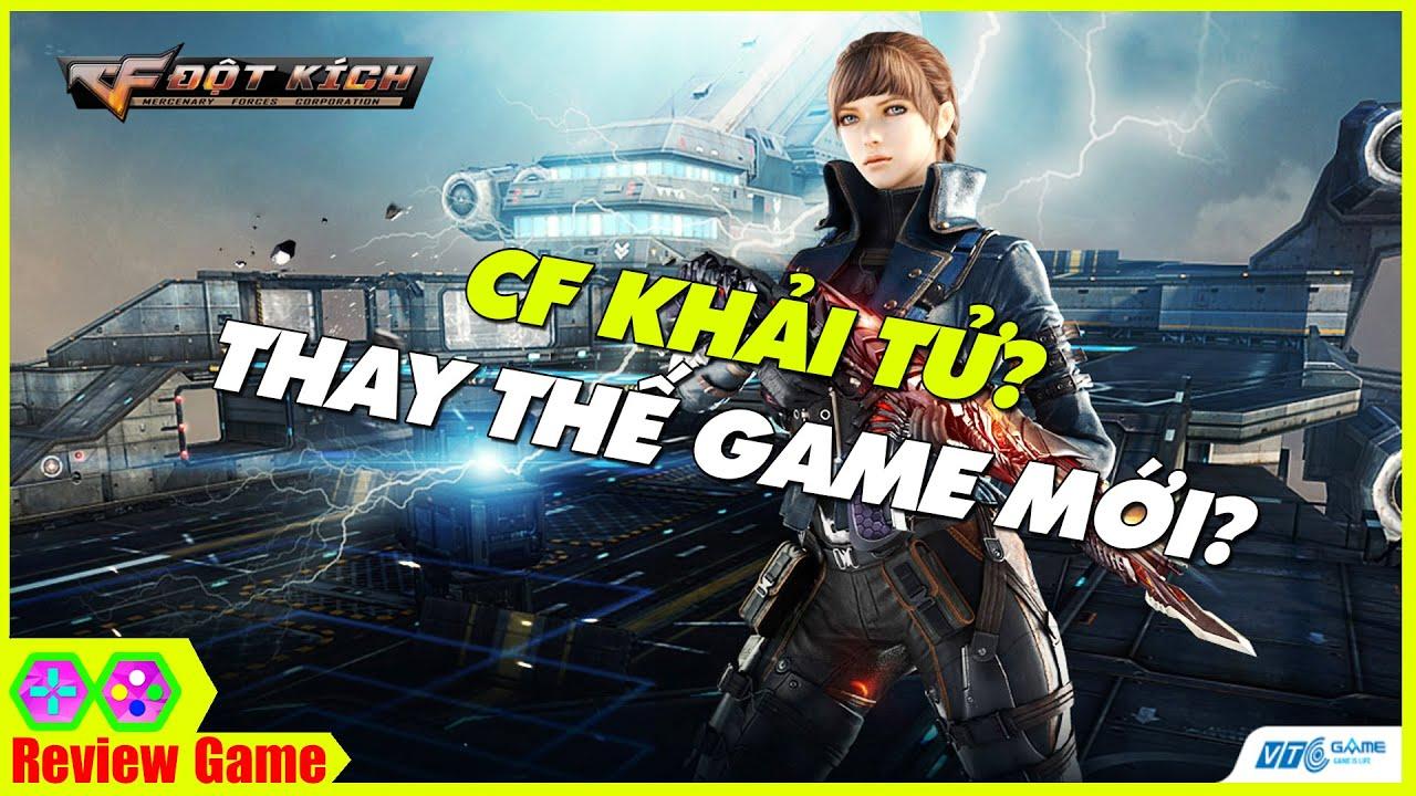 ĐỘT KÍCH Crossfire Chính Thức ĐÓNG CỬA, VTC Game Tậu Game Mới Cực Đã Thay Thế CF