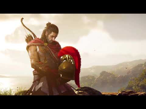 Assassin's Creed: Odyssey - Calm & Beautiful Music Mix, Instrumental Ancient Greece Medieval Music