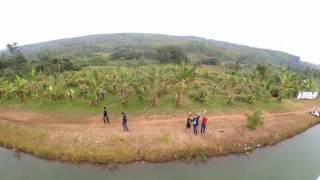 Syma X8G fly at Danau Love Kecamatan Dawuan Kabupaten Subang