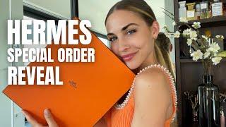 Hermes Special Order Reveal- Ann-Kathrin Götze