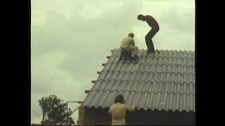 Hardenberg begin jaren '80 - Bouw Stal en Huis - alles in 1
