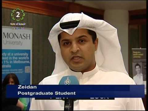 The Australian Embassy In Kuwait Organizes IDP Education Roadshow