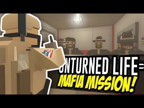 MAFIA MISSION  Unturned Life Roleplay #15