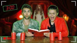 Dopo la prima esperienza con il rituale del libro rosso, io e nicol...