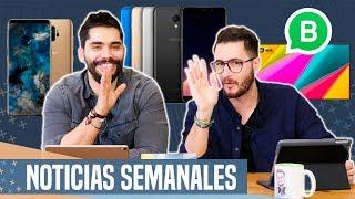 Noticias: Precio del Galaxy S9, Xperia XZ Pro y Whatsapp Business