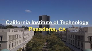 Aerial Video | California Institute of Technology, Pasadena, CA