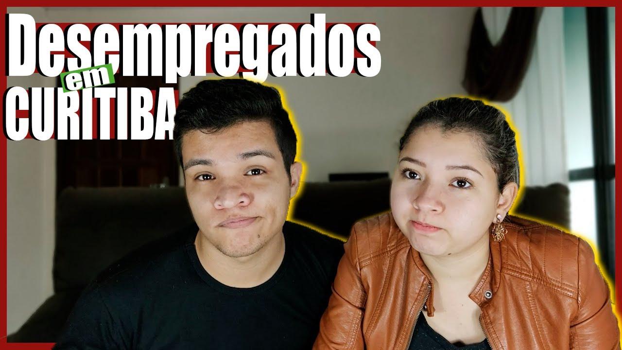 Deu Tudo Errado em Curitiba?! - Estamos Desempregados - A&E