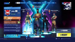 Giveaway @ 725 subs - Twitch: RaidNa7ion - [Sub Goal: 725] - 1350+ Wins - Fortnite BR Season X