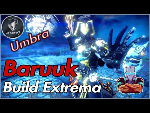 WARFRAME 2019 Baruuk Build Extrema Umbra | Desatando el poder del Monje 💪😉😎 thumbnail