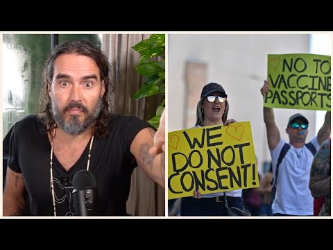 """""""FREEDOM NOT FORCE!!"""" Vaccine Mandate Protests Go GLOBAL"""