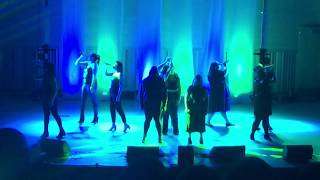 Martini Glass A Cappella - SingStrong NY 2019 Aca-Idol Performance