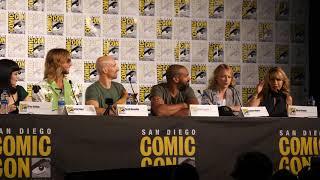 Teen Titans Go! Vs. Teen Titans Panel W/ Actors - Comic-Con 2019