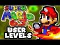 Super Mario 63 User Levels!