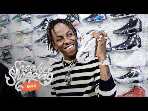 Thumbnail: Rich The Kid Goes Sneaker Shopping With Complex