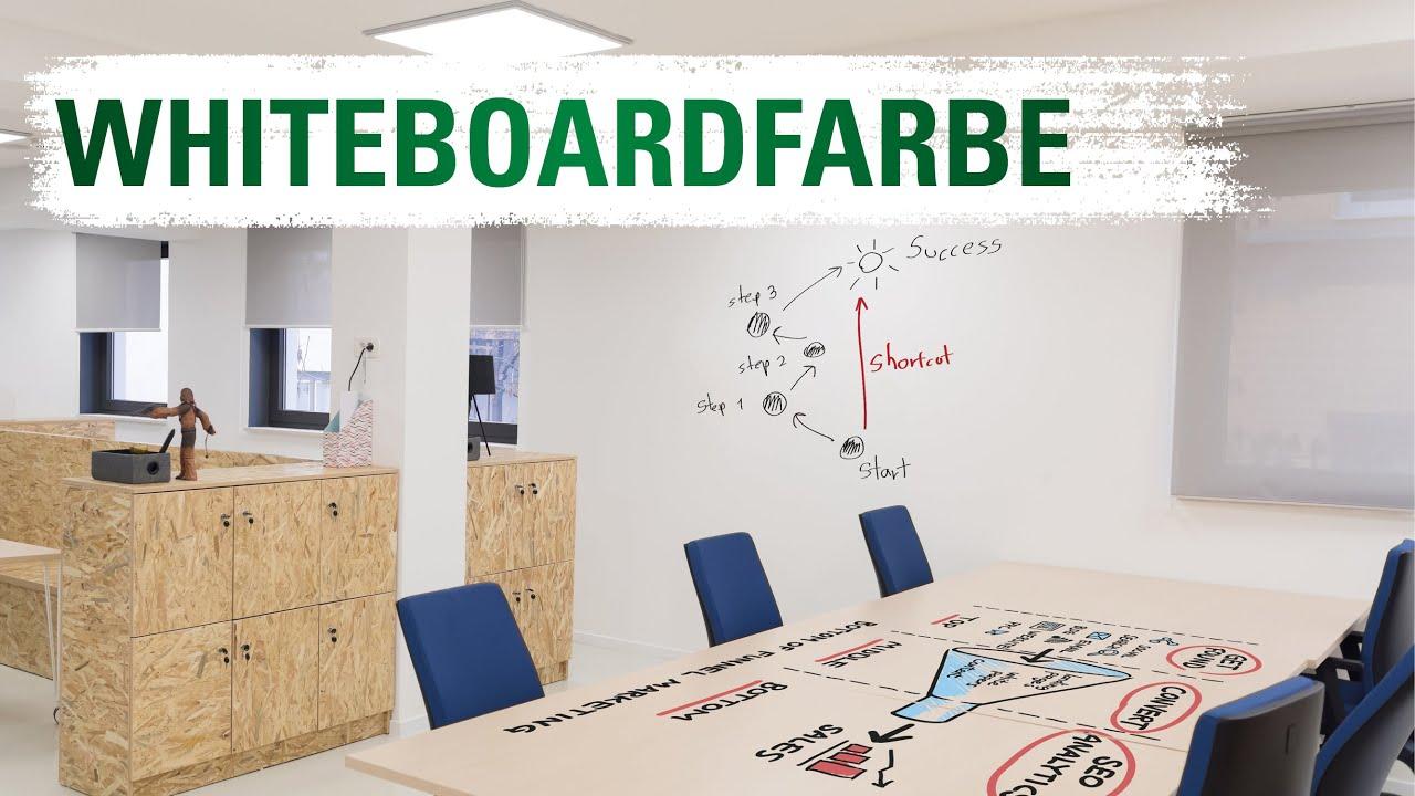Whiteboard Selber Bauen whiteboard erstellen mit whiteboardfarbe magnetfarbe tafellack