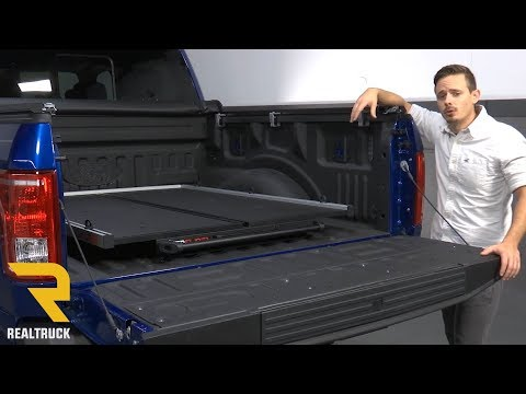 How to Install Bedslide S Truck Bed Cargo Slide on a 2017 Ford F-150