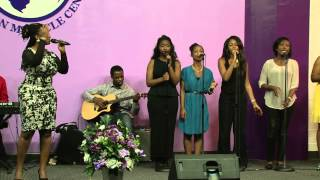 We Give You Glory Lord As We Honour You - DMC Praise and Worship Team // (Uche)