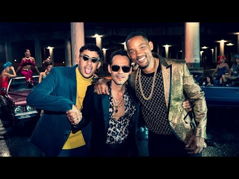 Marc Anthony, Will Smith, Bad Bunny – Está Rico | Detrás de Cámara