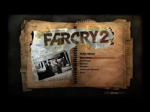 How To Change The Language In Far Cry 2