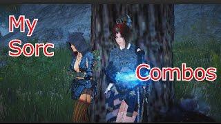 Black Desert Online Awaken Sorcerer Basic Combo Guide