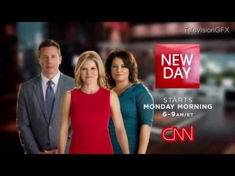 CNN New Day Promo Version 3