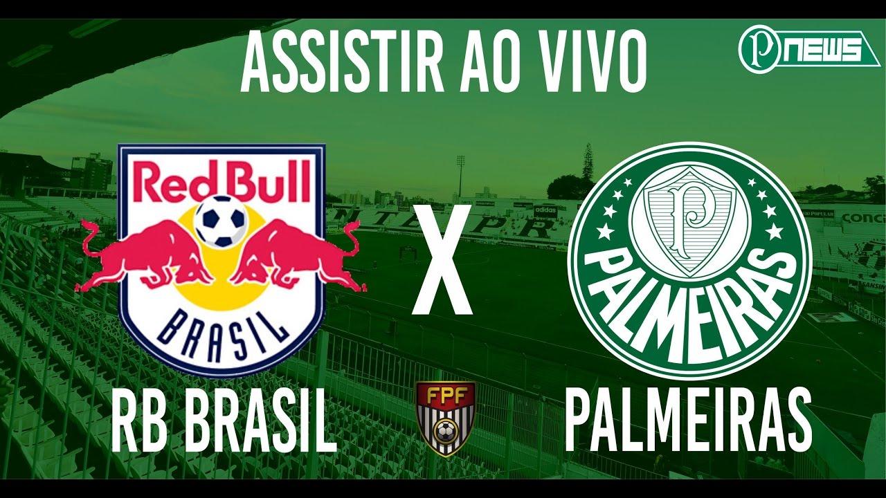 Resultado de imagem para Red Bull Brasil x Palmeiras - FINAL