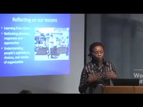 Informal Settlements in the U.S.: Sharing Lessons Learned at Home and Abroad