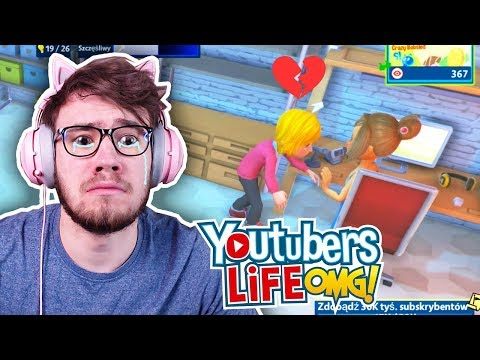 A-A ALE JAK TO? 😰 (Youtubers Life #07)