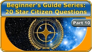 Star Citizen Beginner