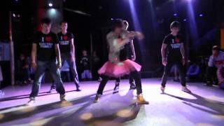 3 республиканский Electro Dance Фестиваль | EF/DC (ORENBURG) | SHOW