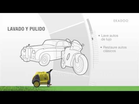 Sales Presentation Video in Spanish by EKADOO, LLC. Los Angeles, CA