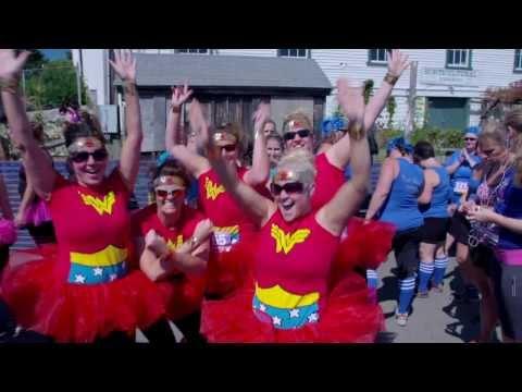 SHAPE Diva Dash Women's 5K Obstacle Adventure Fun Run