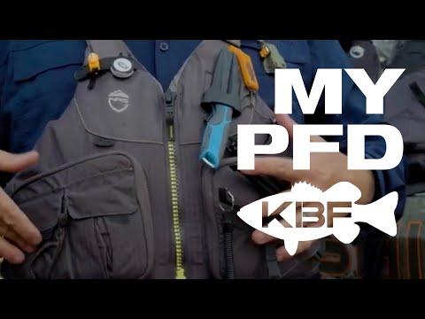 My Kayak Fishing PFD | Personal Floatation Device