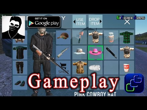 Experiment Z - Zombie Survival Android ALPHA Early Access Gameplay