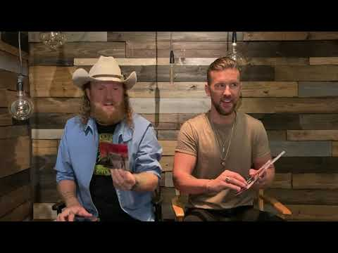 John and TJ Unwrap New Album Skeletons For The First Time