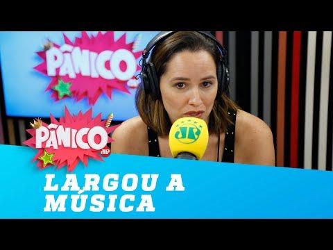Mariana Belém explica porque largou a música