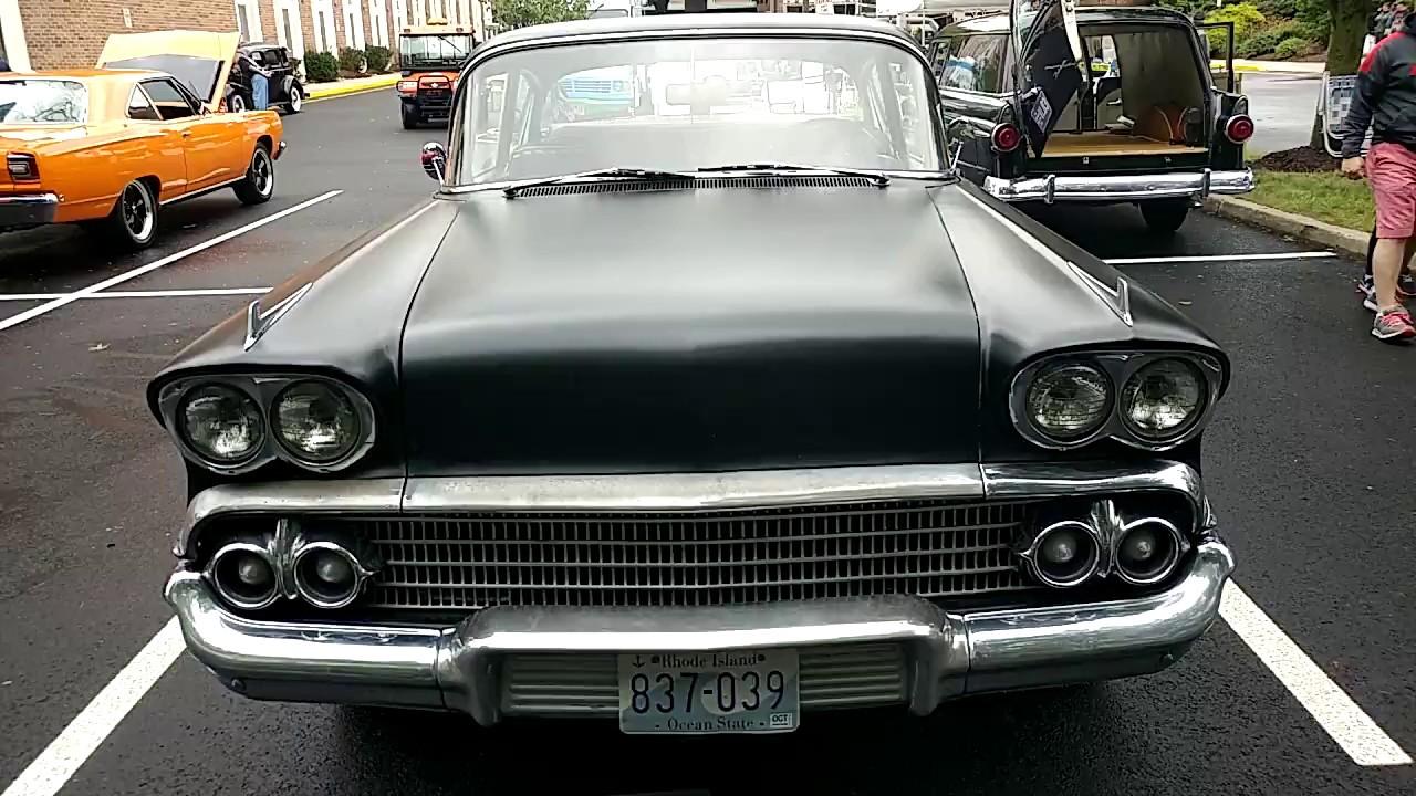 All Chevy 1960 chevrolet biscayne 2 door : 1958 MATTE BLACK CHEVROLET BISCAYNE 2 DOOR SEDAN - YouTube
