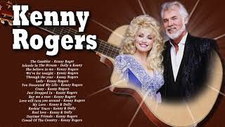 Kenny Rogers Greatest Hits Best Country Songs - Best Songs of Kenny Rogers Male Country Singers