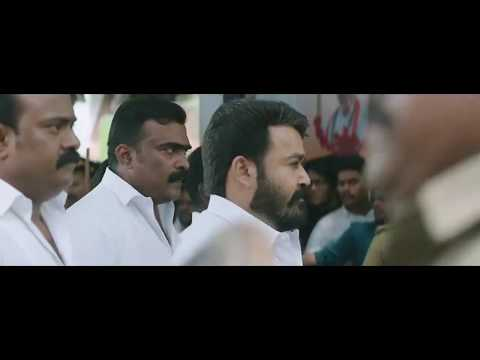 Lalettan Lucifer Mass Entry