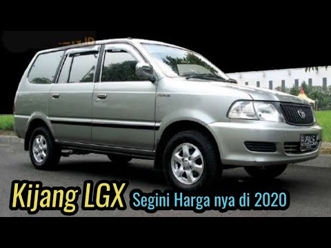 Info Harga Kijang LGX 1997 - 2003