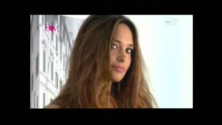 "Clizia Fornasier - Raidue - ""Beauty and me"" - Ottobre 2012"
