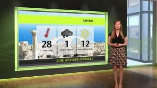 June Holiday Weather - Madeira, Malta, Paphos