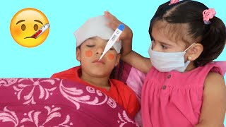 Sick Song - Children Songs & Nursery Rhymes by Sam and Abby