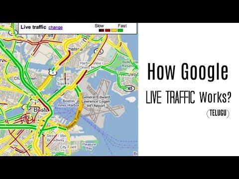 Telugu how google live traffic works youtube telugu how google live traffic works gumiabroncs Images
